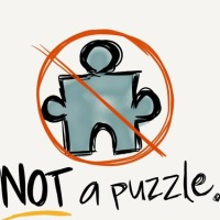 Puzzle Piece is Hated by the Autistic Community: The history and what to use instead  | Fierce Autistic Advocate