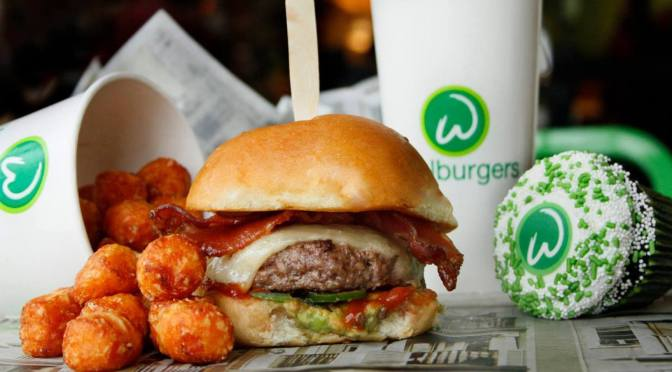 Burger with a side of Measles? No thanks | New Wahlburgers restaurant taking shape in St. Charles