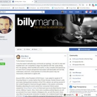 Fierce Autistic Advocate: I am Autism author Billy Mann makes a Fake apology as an A$ Board Member