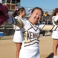 Cheerleader with Down syndrome thriving in the San Fernando Valley | abc7.com