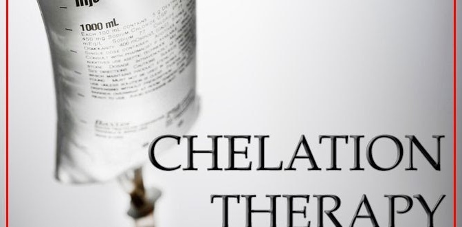 Fierce Autistic Advocate: Quackery Exposed: Chelation Therapy