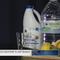 FDA warns 'miracle solution' is just bleach | 13newsnow.com